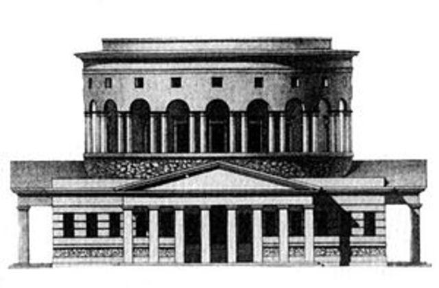 Archivo En El Antigüo Regimen