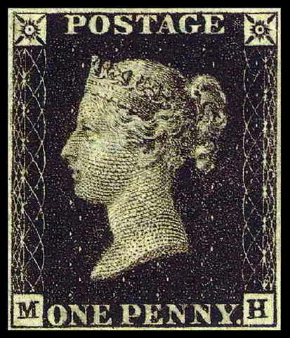 The Postage Stamp is Released (Economic)
