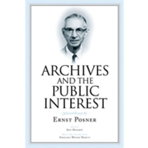 Libro Archivo y el interés publico