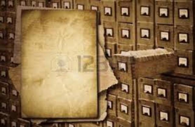 Desarrollo de la archivistica