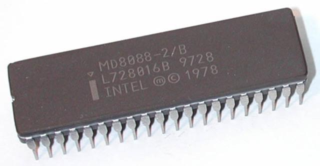 8086, INTEL