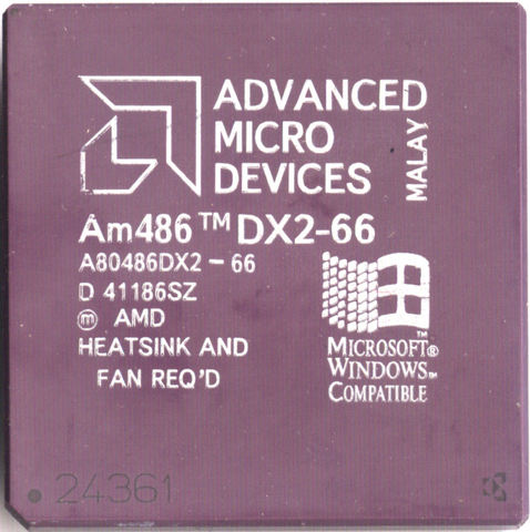 80486, AMD