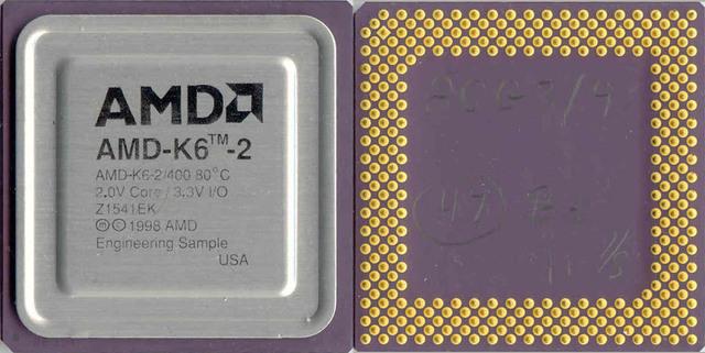 AMD K6 - 2