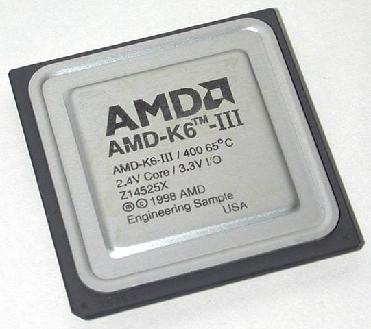 AMD K6 - 3