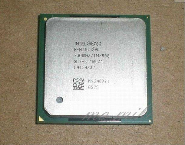 INTEL Pentium 4 – Prescott