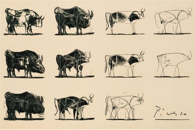 Pablo Picasso - Le taureau