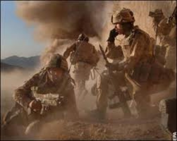 Afghanistan and Iraq Wars