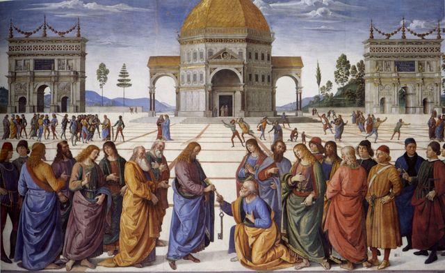 origen de la Escuela Florentina