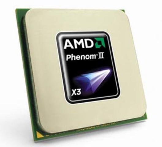 AMD Phenom 2 – X3