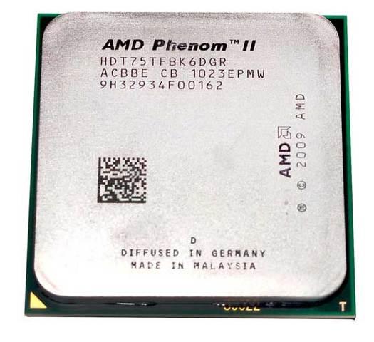 AMD Phenom 2 – X6