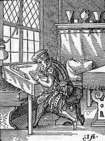 Invención de la emprenta