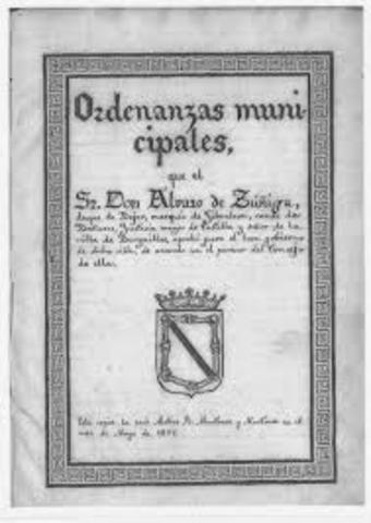 Archivos de la ordenanza