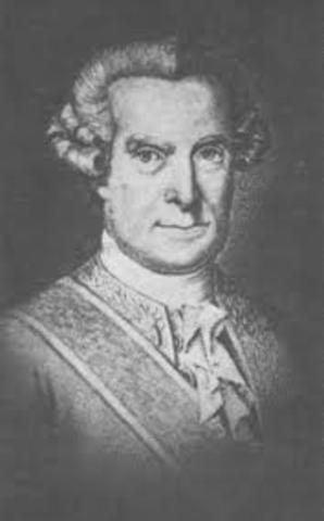 CREACION ARCHIVO DE LAS INDIAS 1 Apr 1773
