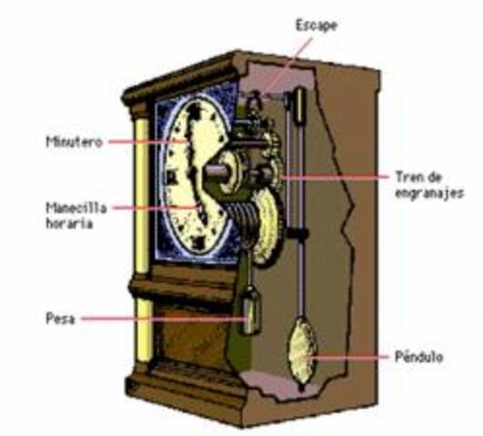El reloj - Edad Media