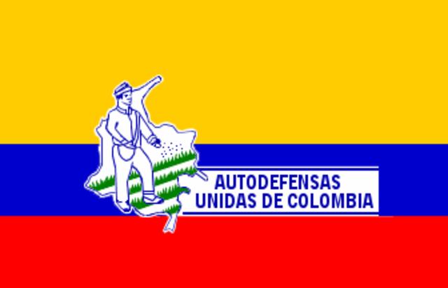 Las Autodefensas Unidas de Colombia