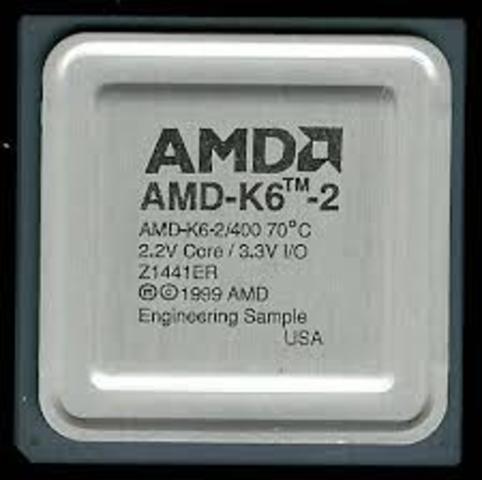 AMD K6 / AMD K6-2