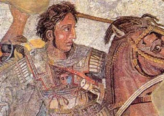 325 a. c. Macedonia