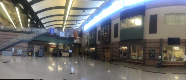 Lakewood High School in 2016