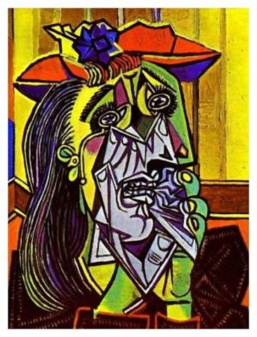 Pablo Picasso's involvement within Cubism