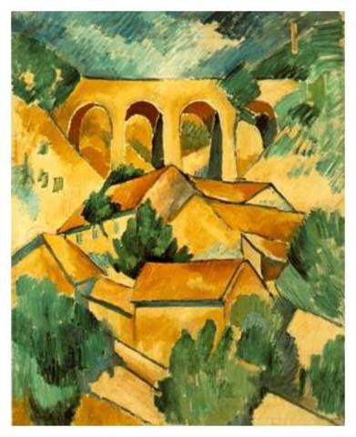 Georges Braques involvement within Cubism
