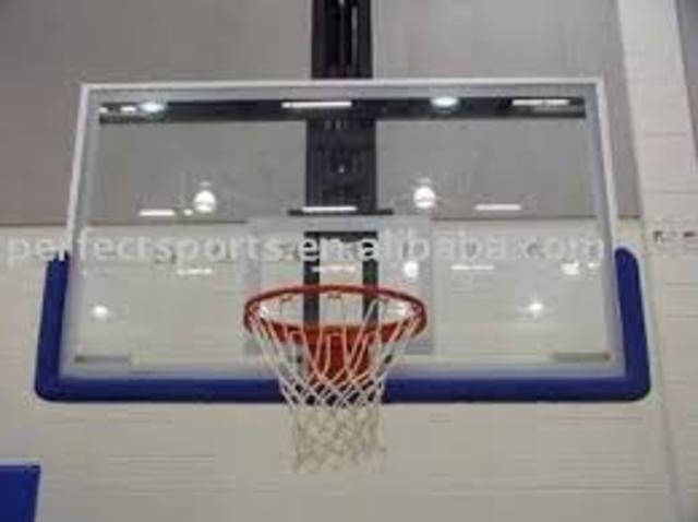 Aparecen en Europa los tableros de vidrio transparentes.