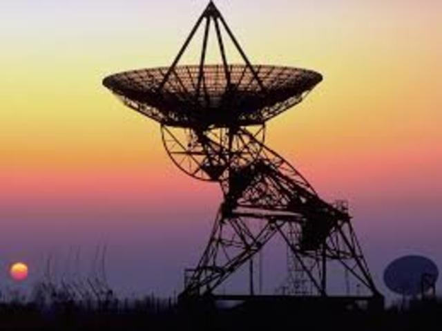 Aparece la radio via satélite