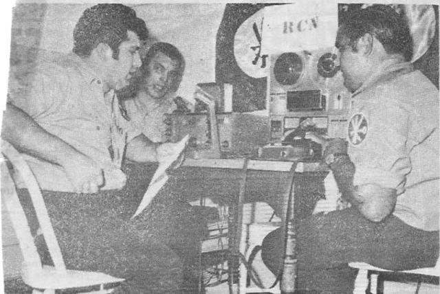 RCN ( RADIO CADENA NACIONAL) RADIO