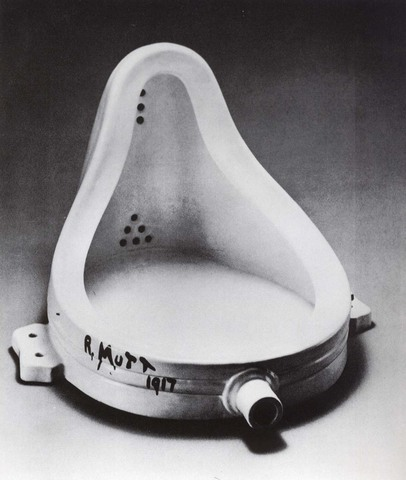 Marcel Duchamp - Fontaine