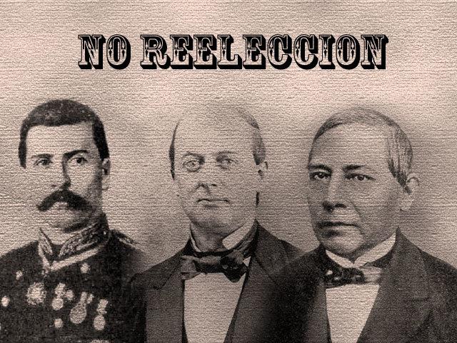 Reelección de Lerdo de Tejada y Plan de Tuxtepec