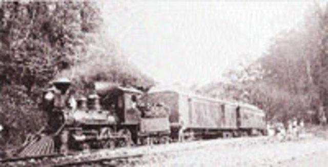 Ferrocarril Veracruz - México