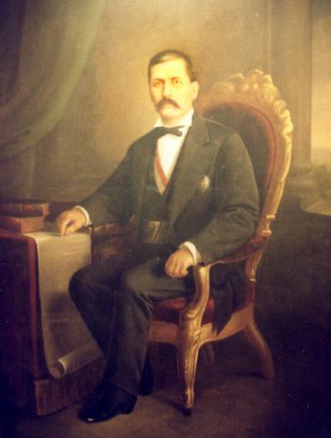 Porfirio Díaz llega a la presidencia