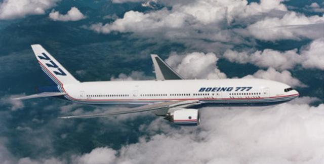 Boeing 777.
