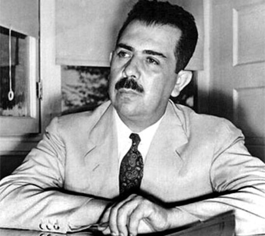 Lázaro Cárdenas es presidente
