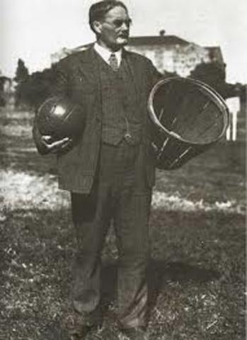 Honor al Fundador del Baloncesto