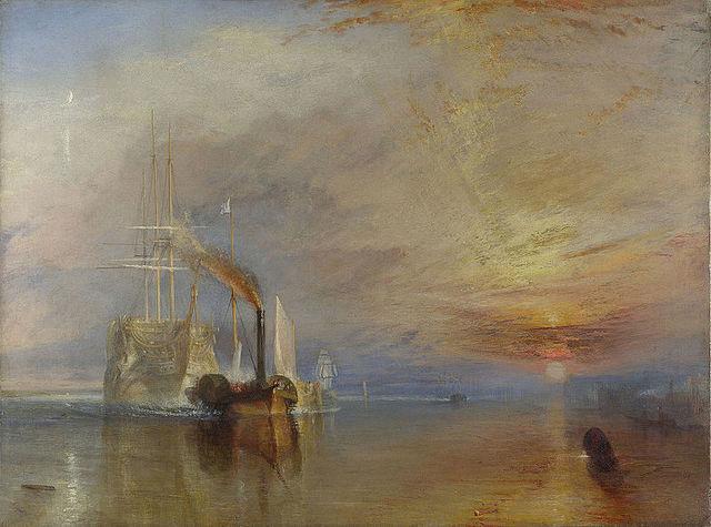 J.M.W Turner-Romanticist Painter