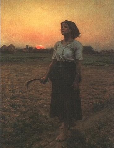 Jules Breton-Realist Painter