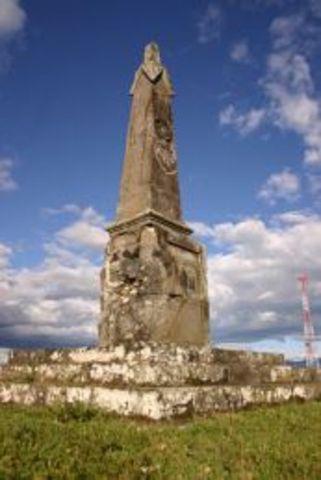 La batalla de la Cuchilla del Tambo sella el triunfo español.