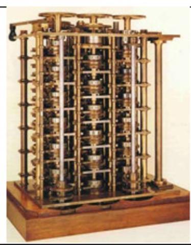 La Maquina de Babbge
