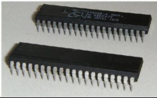 Creación primera CPU de 16 bits