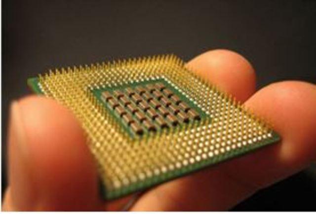 Primer procesador 64 bits