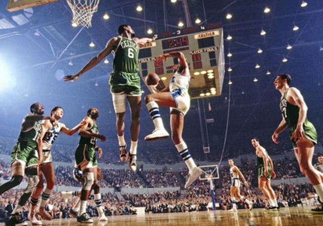 Rivalidad Celtics vs Lakers