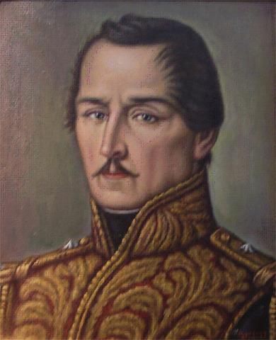 Presidente Francisco de Paula Santander