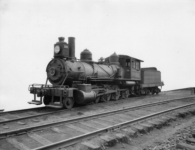 The United States' First Railroad Begins Construction (Economic)