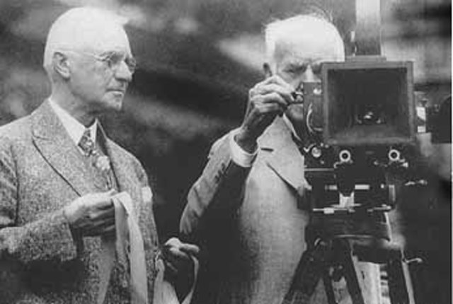 Invention of Motion Picture