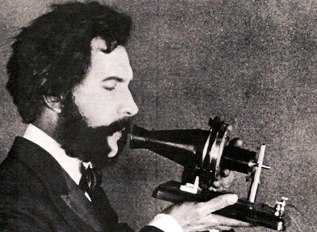 Telefono y microfono