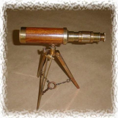 El Microscopio - Edad Contemporanea