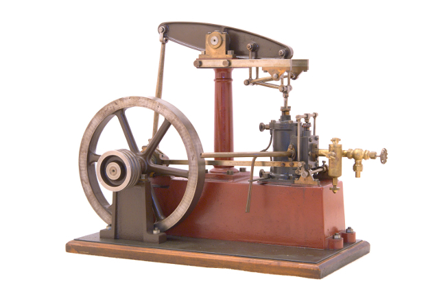 La Máquina de Vapor - Edad Moderna