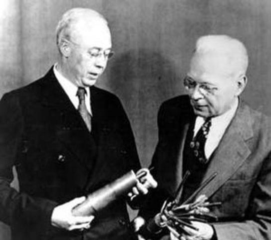 Samuel Williams y George Stibitz