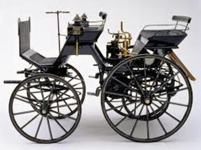Automóvil Prototipo - Edad Moderna