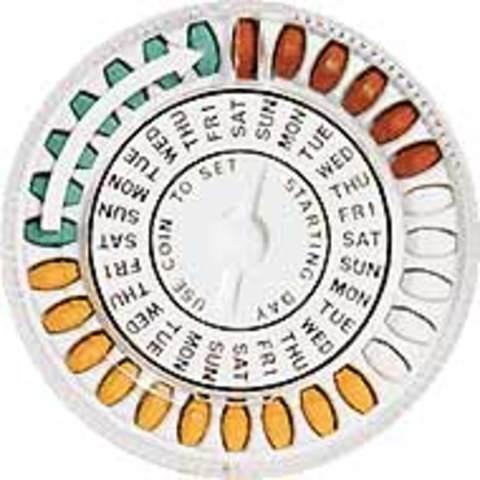 Píldora anticonceptiva